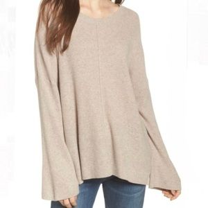 Madewell Northroad Pullover Sweater Oversized
